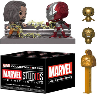 Funko Pop! Marvel Collector Corps First Ten Years Nortoys