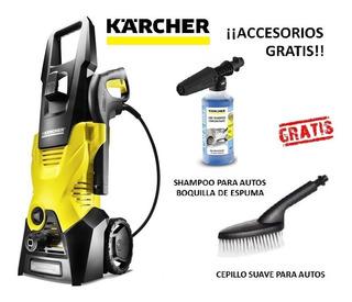 Hidrolavadora Karcher K3 Car 1700psi Accesorios Gratis!
