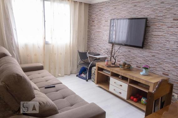 Apartamento No 13º Andar Com 2 Dormitórios E 1 Garagem - Id: 892971293 - 271293