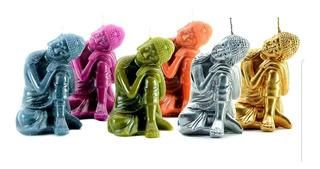 Vela Aromatica Buda Recostado