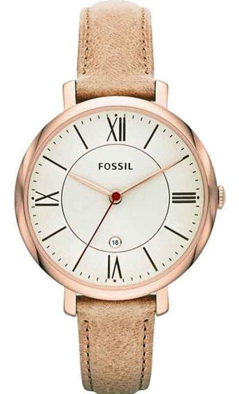 Relógio Fossil Feminino Analógico Es3487/2tn
