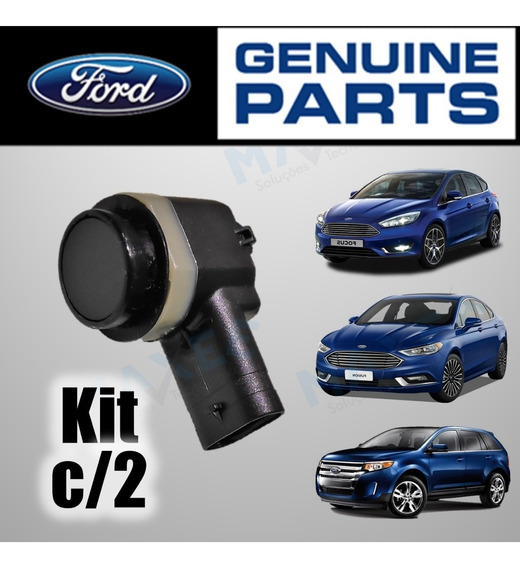 2 Un. Sensor Estacionamento Ford Edge Fusion Focus 2013/2020