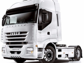 Iveco Stralis 490 Euro 3500 Por $320.400 Y Cuotas En $