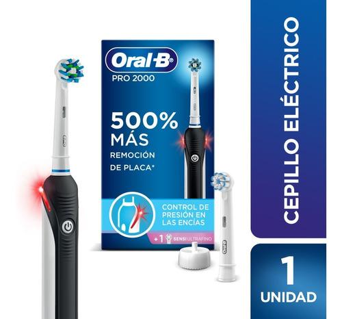 Cepillo De Dientes Eléctrico Oral-b Pro 2000 Recargable