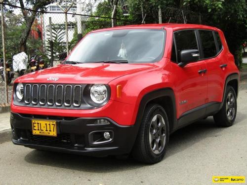 Jeep Renegade Sport 1800 Cc 4x2