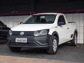 Volkswagen Nova Saveiro Rb Mbvb Robust Completo 2017