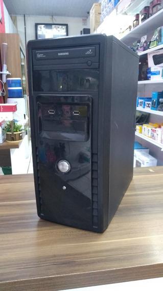 Computador Desktop Amd Le-1250, 4gb, 500gb, W7 Trial (usado)