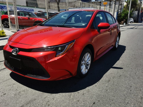 Imagen 1 de 13 de Toyota Corolla 2020 Le