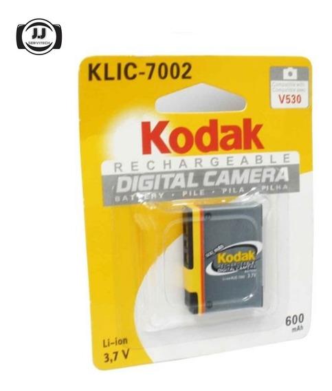 Bateria Pila Camara Kodak Klic-7002 600mah