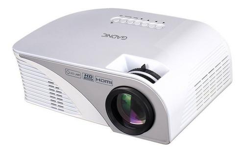 Proyector mini Gadnic Optimus 1200 1200lm blanco 220V