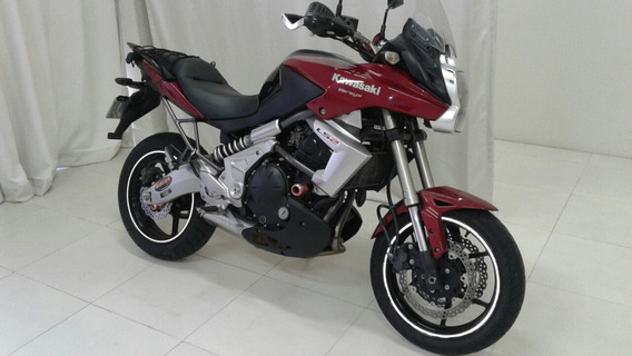 Kawasaki Versys 650 Abs Toning