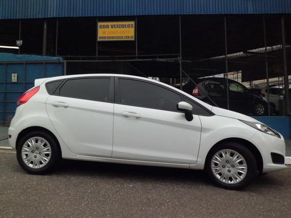 Ford Fiesta 1.5 S Flex 5p Branco 2014 Oportunidade Unica!