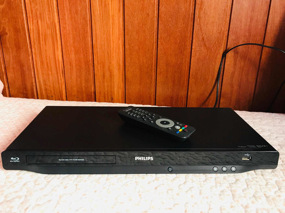 Aparelho Blu-ray E Dvd Player Com Usb, Full Hd E Wi-fi.