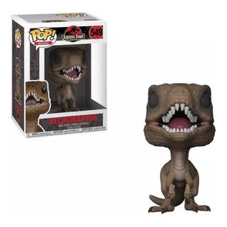 Funko Pop Jurassic Park Velociraptor #549