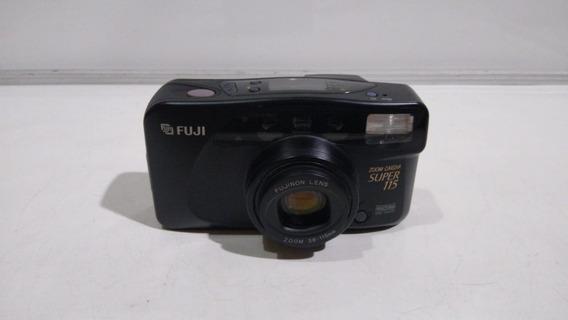 Câmera Fotografica Fuji Zoom Cardia Super 115
