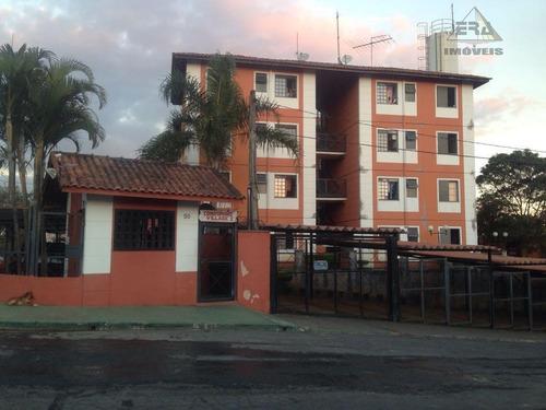Apartamento Com 2 Dormitórios À Venda, 50 M² Por R$ 150.000,00 - Village - Itaquaquecetuba/sp - Ap0200