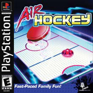 Patch Air Hockey Ps1/ps2