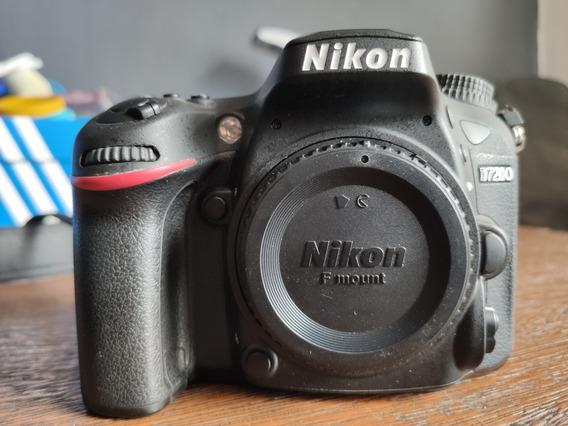 Nikon D7200 + Nikkor 50mm 1.8d E 35mm 1.8g