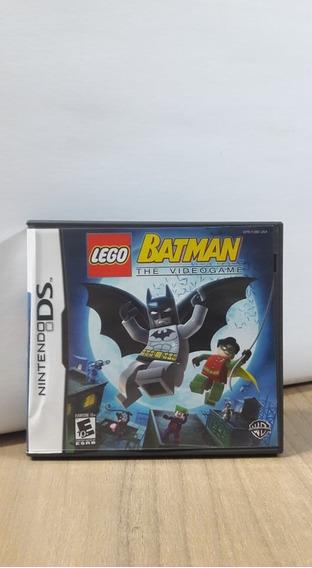 Lego Batman The Videogame Nintendo 3ds Usado