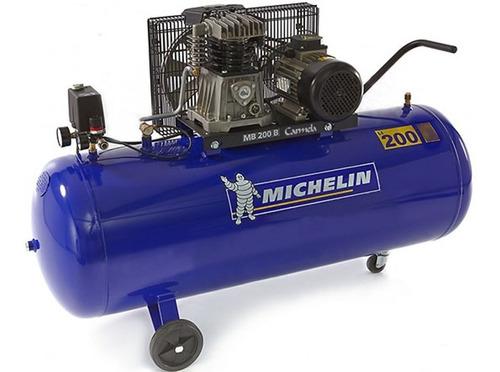 Compresor Profesional Michelin 200 Litros. ¡¡made In Italy!!