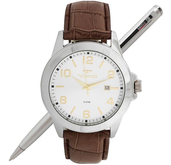 Relógio Technos Masculino Steel 2115mlb/0p C/ Nfe