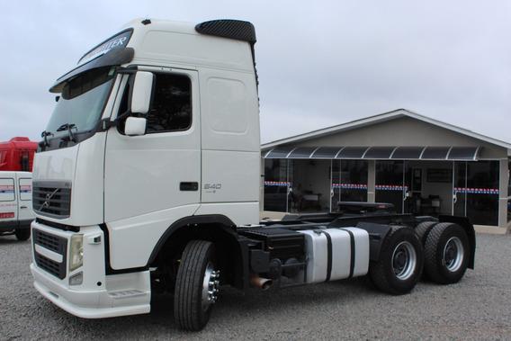 Volvo Fh 540 6x4 2013