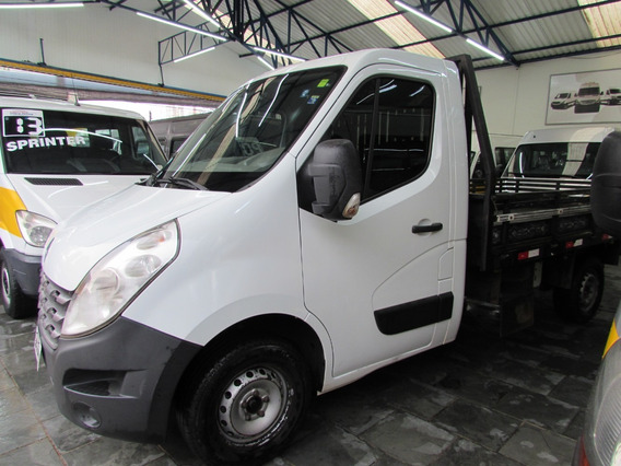 Renault Master Chassi 2016 Carroceria
