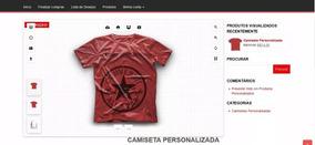 Script Para Personalizar Camiseta, Caneca, Celular, Boné.