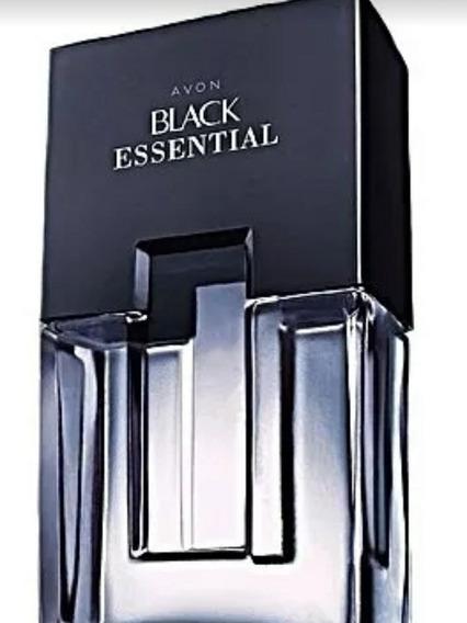 Perfume Black Essential 100ml