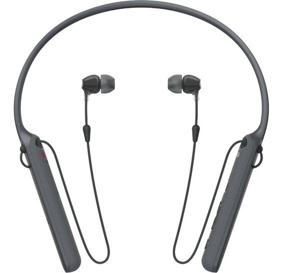 Fone Sony Wi-c400 - Bluetooth/wireless - Novo - Lacrado