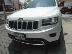 Jeep Grand Cherokee 5.7 Limited Lujo 4x2 Unico Dueño
