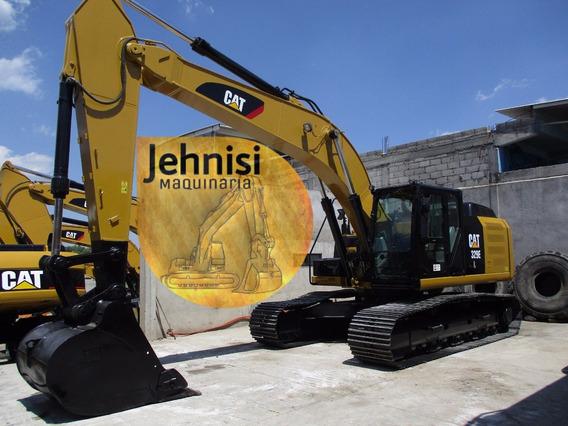 Excavadora Caterpillar 329el 330dl Recien Importada Año 2011