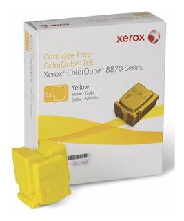 Tinta Solida Xerox 108r00960 Amarillo X6 Phaser 8870 8880