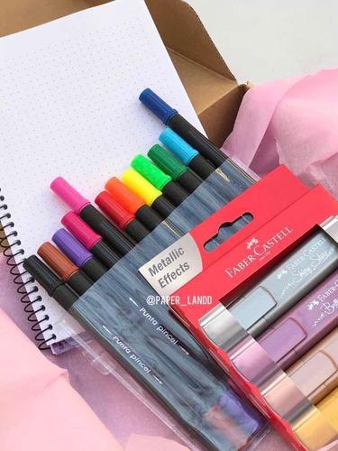 Pack Lettering En Caja Personalizada