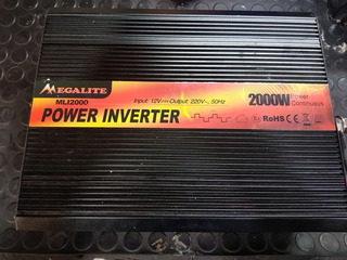 Inverter 12volt A 220 Volt