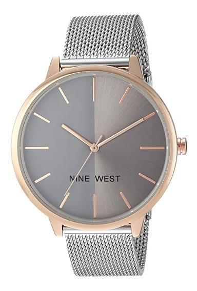 Nine West | Nw/1981gyrt | Reloj Mujer | Original