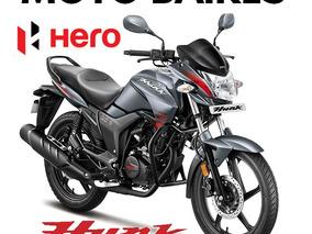 Moto Hero Hunk 150 0km 2017 Calidad India - Hasta 30 Cuotas!