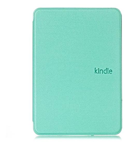 Capa Novo Kindle 10ª Geração 2019 C Ilum/ Verde / + Brindes