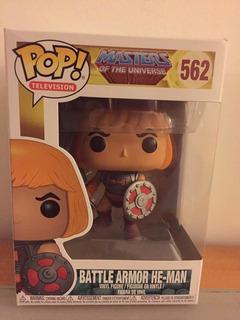 Funko Pop! Battle Armor He-man