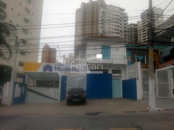 Sobrado Comercial Para Locação - 88m2 - 5 Salas - R. Pedro Doll - Cf29479