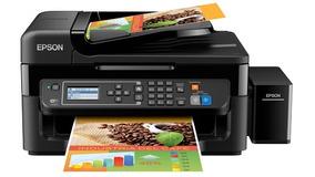 Impressora Multifuncional Epson L565 4x1 I/s/c/f Bivolt