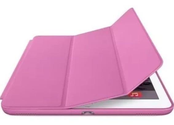 Smart Case Com Função Sleep + Caneta Para iPad Mini 4