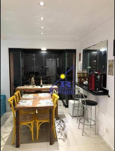 Imagem 1 de 29 de Apartamento Com 2 Dormitórios À Venda, 89 M² Por R$ 620.000,00 - Tatuapé - São Paulo/sp - Ap4429