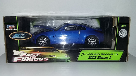 The Fast And The Furious - 2003 Nissan Z - Joy Ride