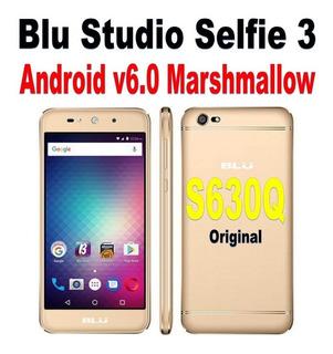 Software Original Blu Studio Selfie 3 S630q