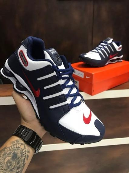 Tênis Nike Shoz Nz Foto Original Nvo Colorido Entrega Já