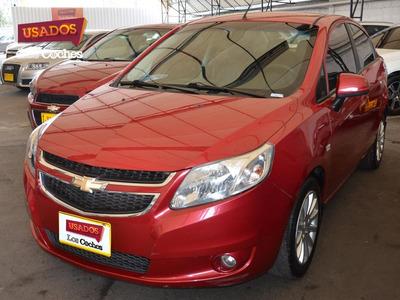 Chevrolet Sail Ltz 1.4 Mec 4p Fe Eiz163