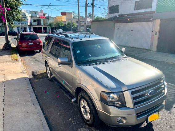 Ford Expedition Limited Blindada