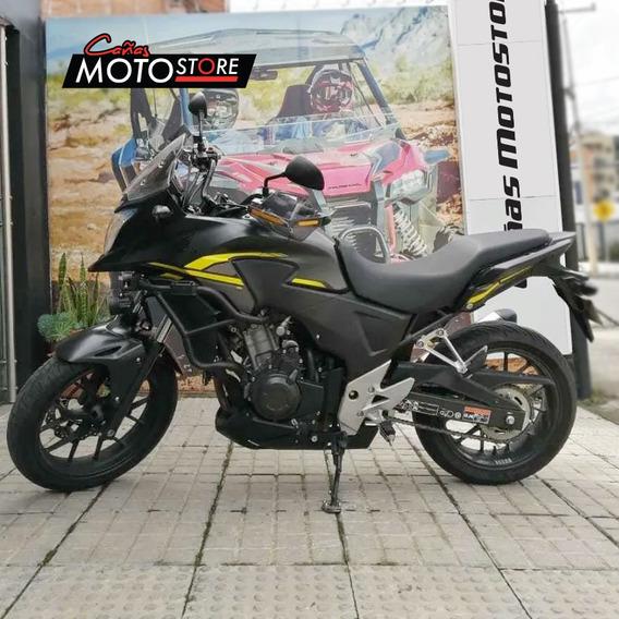 Honda Cb 500 X 2015 Negro