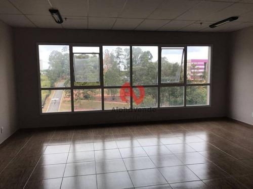 Sala Comercial Para Venda E Locação, Alphaville, Barueri.-oportunidade - Sa1527